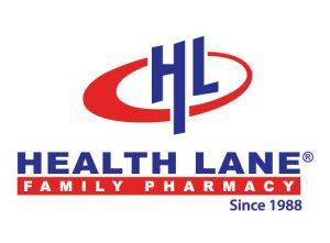 Healthlane pharmacy logo