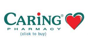 Caring pharmacy estore logo